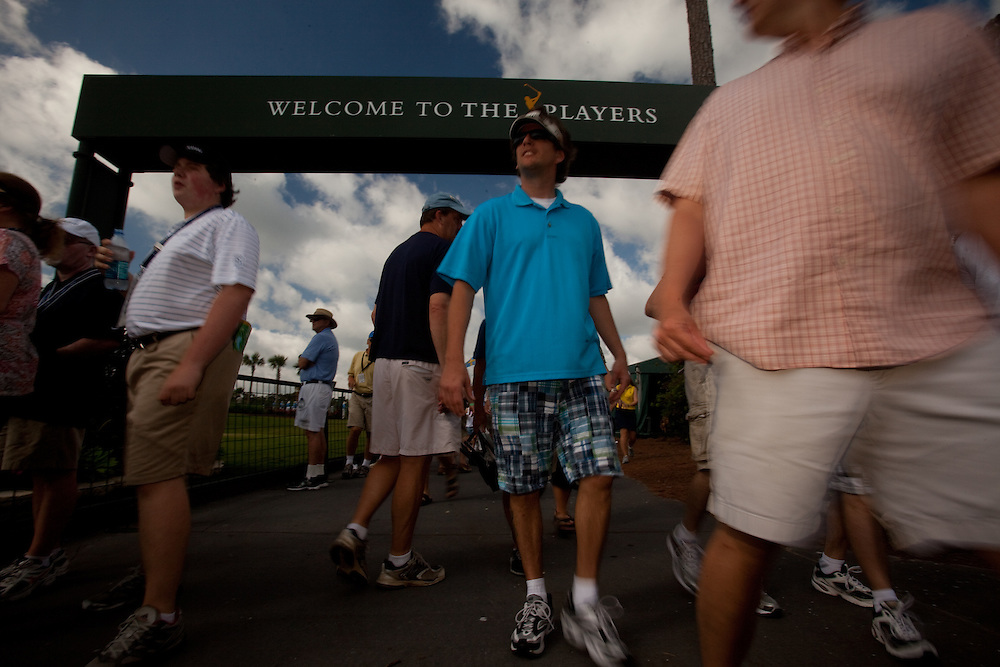 PONTE VEDRA BEACH, FL - MAY 8:  during the third round of THE PLAYERS Championship on THE PLAYERS Stadium Course at TPC Sawgrass on May 8, 2010 in Ponte Vedra Beach, Florida. (Photo by Darren Carroll/PGA TOUR) *** Local Caption ***