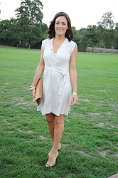 NATALIE PINKHAM at the 4th Jaeger-LeCoultre Polo Cup in aid of the James Wentworth-Stanly Memorial Fund held at Coworth Park, Ascot, Berkshire on 10th September 2010.