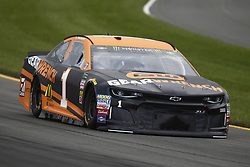 June 1, 2018 - Long Pond, Pennsylvania, United States of America - Jamie McMurray (1) brings his car through the turns during practice for the Pocono 400 at Pocono Raceway in Long Pond, Pennsylvania. (Credit Image: © Chris Owens Asp Inc/ASP via ZUMA Wire)