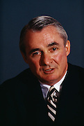 John Akers, CEO and Chairman of the Board of IBM. 1988