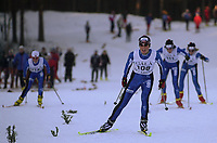 20011202: Ingrid Narum fra Sogndal vant søndagens utslagsrenn for kvinner senior under Gålåsprinten på Dombås. (Foto: Andreas Fadum, Digitalsport)