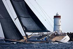 08_022531 © Sander van der Borch. Porto Cervo,  2 September 2008. Maxi Yacht Rolex Cup 2008  (1/ 6 September 2008). Day 3.