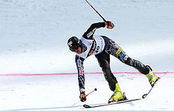 Jimmy Cochran at 9th men's slalom race of Audi FIS Ski World Cup, Pokal Vitranc,  in Podkoren, Kranjska Gora, Slovenia, on March 1, 2009. (Photo by Vid Ponikvar / Sportida)