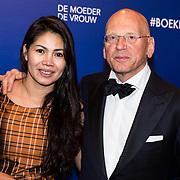 NLD/Amsterdam/20190322  - Boekenbal 2019, Mai Spijkers en partner