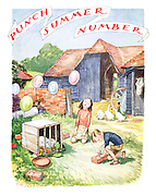Punch Summer Number Cover 1939