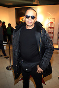 27 January 2011-New York , NY-Designer Stephen Burroughs at ' For the Love of Color ' celebrating the vision of Eunice Johnson and the Ebony Fashion, Fair Cosemetics sponsored by Macy's and held at Macy's Herald Square on January 27, 2011 in New York City.  Photo Credit: Terrence Jennings