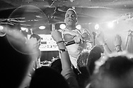 Anderson .Paak and the Free Nationals perform at Red Bull Sound Select Presents Denver at the Larimer Lounge in Denver, CO, USA, on 5 March, 2015.