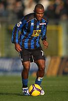 "Ferreira Pinto (Atalanta)<br /> Bergamo 16/11/2008 ""Stadio Comunale""<br /> Campionato Serie A Tim 2008/2009<br /> Atalanta-Napoli 3-1<br /> Foto Prater Insidefoto"