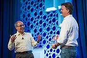 The Linux Foundation hosts ONS 2017 at the Santa Clara Convention Center in Santa Clara, California, on April 3-6, 2017. (Scott MacDonald for SOSKIphoto)