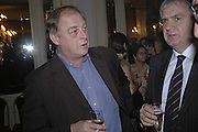 ANTHONY HOLDEN, The Colman Getty Pen Quiz, Cafe Royal. London. 27 November 2006. ONE TIME USE ONLY - DO NOT ARCHIVE  © Copyright Photograph by Dafydd Jones 66 Stockwell Park Rd. London SW9 0DA Tel 020 7733 0108 www.dafjones.com