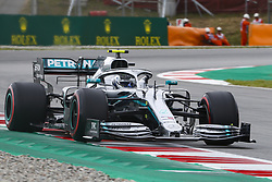 May 11, 2019 - Barcelona, Catalonia, Spain - Mercedes driver Valtteri Bottas (77) of Finland during F1 Grand Prix free practice celebrated at Circuit of Barcelona 11th May 2019 in Barcelona, Spain. (Credit Image: © Mikel Trigueros/NurPhoto via ZUMA Press)