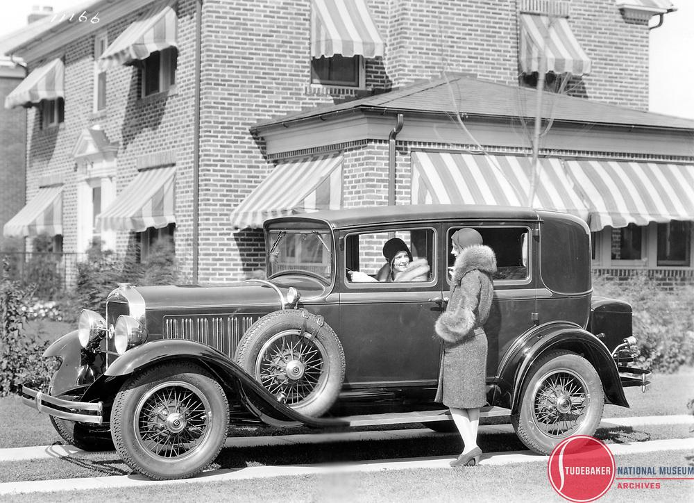 1929-30 FC Dictator Brougham