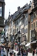 Schaffhausen, Switzerland, Europe.