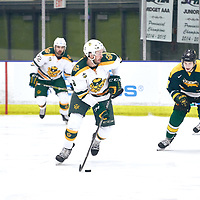 during the Men's Hockey Home Game on Sat Jan 26 at Co-operators Center. Credit: Arthur Ward/Arthur Images