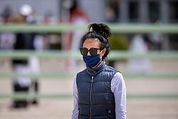 Chen Jasmine Shao-man, TPE<br /> CSI 3* Grand Prix Azelhof - Lier 2020<br /> © Hippo Foto - Dirk Caremans<br /> 26/07/2020