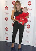 Adele Silva, Disney Store VIP Christmas Party, The Disney Store Oxford Street, London UK, 03 November 2015, Photo by Brett D. Cove