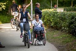 Minneci Barbara, BEL, Stuart<br /> EC Rotterdam 2019<br /> © Hippo Foto - Sharon Vandeput<br /> 22/08/19
