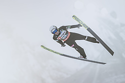 10.12.2020, Planica Nordic Centre, Ratece, SLO, FIS Skiflug Weltmeisterschaft, Planica, Einzelbewerb, Qualifikation, im Bild Peter Prevc (SLO) // Peter Prevc of Slovenia during the qualification for the men individual competition of FIS Ski Flying World Championship at the Planica Nordic Centre in Ratece, Slovenia on 2020/12/10. EXPA Pictures © 2020, PhotoCredit: EXPA/ JFK