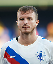 September 20, 2018 - Vila-Real, Castellon, Spain - Andrew Halliday of Rangers FC prior the UEFA Europa League Group G match between Villarreal CF and Rangers FC at La Ceramica Stadium on September 20, 2018 in Vila-real, Spain. (Credit Image: © Maria Jose Segovia/NurPhoto/ZUMA Press)