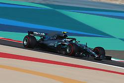 April 7, 2018 - Sakhir, Bahrain - Motorsports: FIA Formula One World Championship 2018, Grand Prix of Bahrain,#77 Valtteri Bottas (FIN, Mercedes AMG Petronas) (Credit Image: © Hoch Zwei via ZUMA Wire)