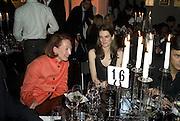LORENZA CAVALLI, Wallpaper Design Awards. Old Post Sorting Office. New Oxford St. London. 9 January 2008. -DO NOT ARCHIVE-© Copyright Photograph by Dafydd Jones. 248 Clapham Rd. London SW9 0PZ. Tel 0207 820 0771. www.dafjones.com.