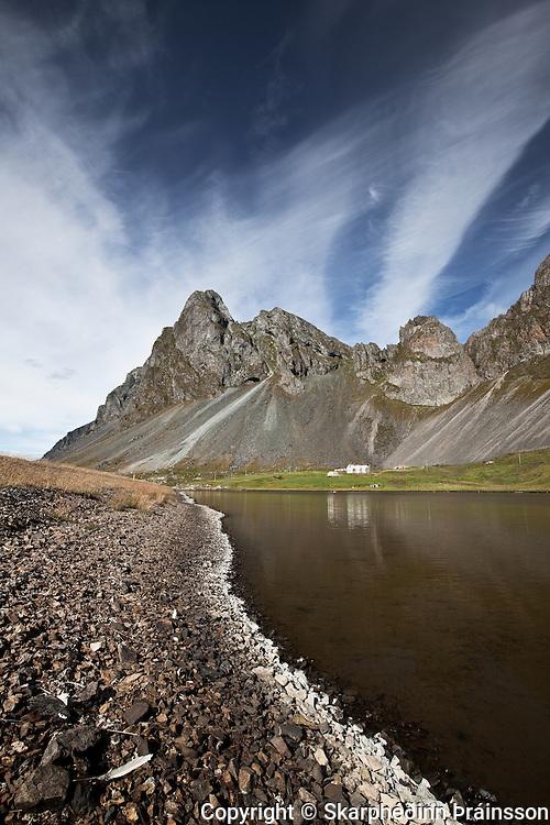 Mt. Eystrahorn (756 m), Hvalnes / South-east Iceland
