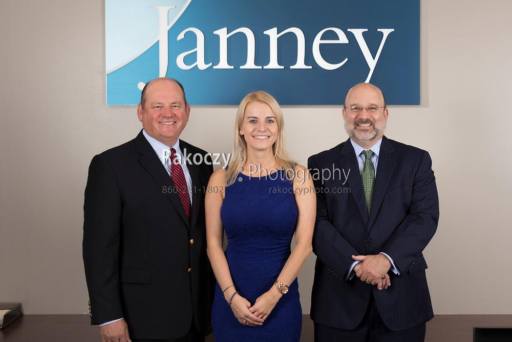 "Fairbanks Diamond Wealth Management<br /> (lect to right) Jonathan Fairbanks, Barbara ""Basia"" Pietrzak, Seth Diamond"