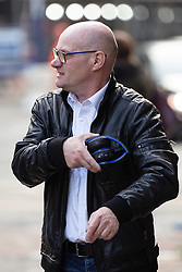 © Licensed to London News Pictures . 14/11/2018 . Manchester , UK . GORDON DREGHORN leaving Manchester Crown Court after being handed a three-year community order . Dreghorn took indecent photographs of children playing in the fountains in Piccadilly Gardens . Photo credit : Joel Goodman/LNP<br /> <br /> See https://www.manchestereveningnews.co.uk/news/greater-manchester-news/paedophile-who-took-upskirt-pictures-15416594<br /> and<br /> https://www.lancasterguardian.co.uk/news/jailed-paedophile-took-secret-snaps-of-young-girls-1-1172578<br /> for more information on the story