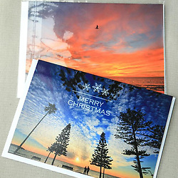 Dee Why Pines Christmas Card