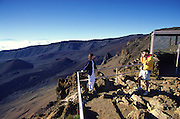Couple, Haleakala, Maui, Hawaii<br />