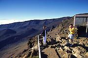 Couple, Haleakala, Maui, Hawaii<br />