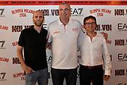 DESCRIZIONE : Milano Presentazione di Jasmin Repesa nuovo allenatore Olimpia Miliano <br /> GIOCATORE : Massimo Cancellieri Jasmin Repesa Mario Fioretti<br /> CATEGORIA : ritratto allenatore coach<br /> SQUADRA : EA7 Olimpia Milano<br /> EVENTO : LegaBasket Serie A Beko 2015/2016<br /> GARA : Presentazione di Jasmin Repesa<br /> DATA : 06/07/2015 <br /> SPORT : Pallacanestro <br /> AUTORE : Agenzia Ciamillo-Castoria / Richard Morgano<br /> Galleria : Lega Basket A 2015-2016 Fotonotizia : Milano Presentazione di Jasmin Repesa nuovo allenatore Olimpia Miliano  Predefinita :