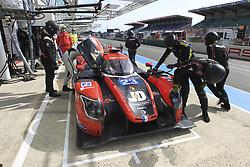 June 4, 2017 - Le Mans, France - 23 PANIS BARTHEZ COMPETITION (FRA) LIGIER JSP217 LMP2 FABIEN BARTHEZ (FRA) TIMOTHE BURET (FRA) NATHANAEL BERTHON (FRA) SIMON GACHET  (Credit Image: © Panoramic via ZUMA Press)