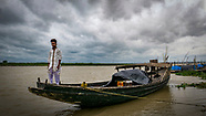 Street Portraits: Ganges River Valley