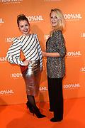 100% NL Awards 2018 in Panama, Amsterdam.<br /> <br /> Op de foto:  Estée Strooker