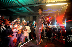 Cape Town-180610 DJ Cindo perfoming at Chippa's Place paarl Cape town during the afro on tour  Picture:Ayanda Ndamane/African News Agency/ANA