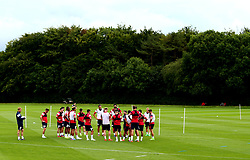Bristol City return to training ahead of their 2017/18 Sky Bet Championship campaign - Mandatory by-line: Robbie Stephenson/JMP - 30/06/2017 - FOOTBALL - Failand Training Ground - Bristol, United Kingdom - Bristol City Pre Season Training - Sky Bet Championship