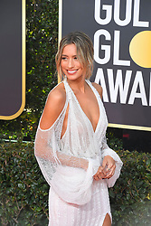 January 6, 2019 - Beverly Hills, California, U.S. - RENE BARGH during red carpet arrivals for the 76th Annual Golden Globe Awards at The Beverly Hilton Hotel. (Credit Image: © Kevin Sullivan via ZUMA Wire)