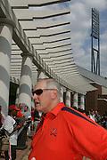 Football media day at the University of Virginia in Charlottesville, VA. 8-17-06. Photo/Andrew Shurtleff