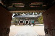 Bulguksa Temple.