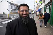 Islamist Anjem Choudary is deputy and main spokesman of the radical UK group al Muhajiroun and banned breakaway group Islam4UK..