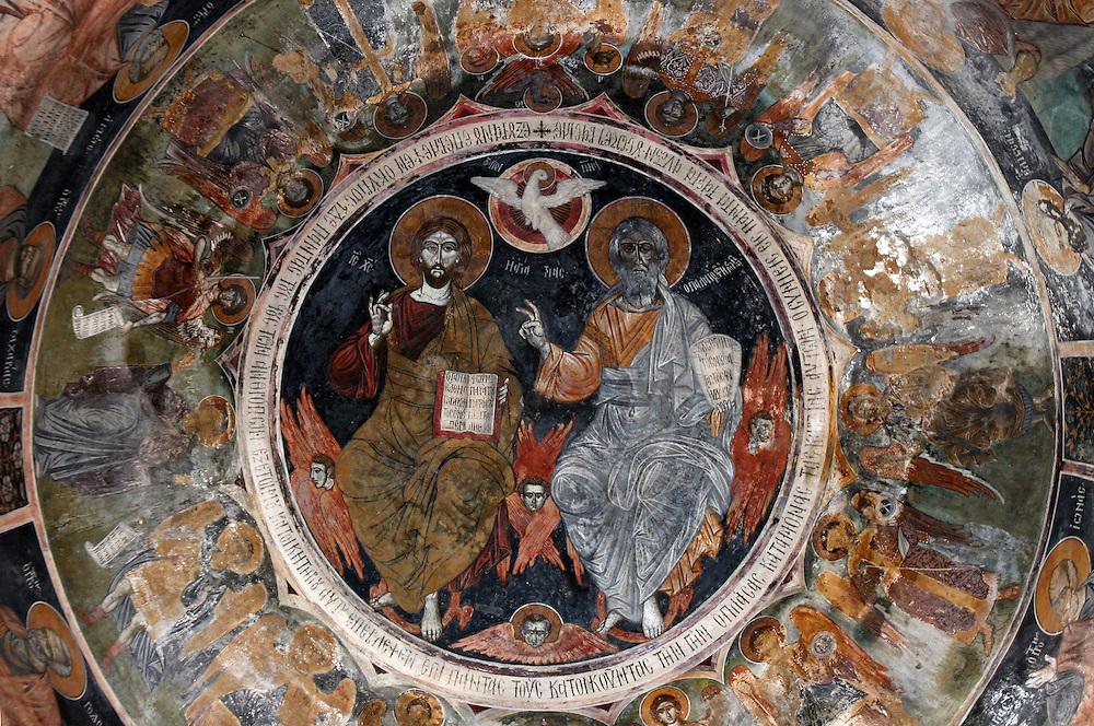 KAISARIANI MONASTARY, ATHENS GREECE