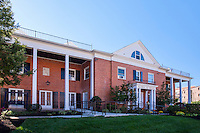 Architectural Image of Alpha XI Delta Sorority House in College Park MD by Jeffrey Sauers of Commercial Photographics