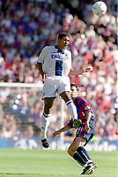 Glen Johnson (Chelsea) Crystal Palace v Chelsea. Pre season friendly match. 2/8/2003. Credit : Colorsport/Andrew Colorsport