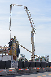 Boathouse at Canal Dock Phase II | State Project #92-570/92-674 Construction Progress Photo Documentation No. 08 on 21 February 2017. Image No. 33
