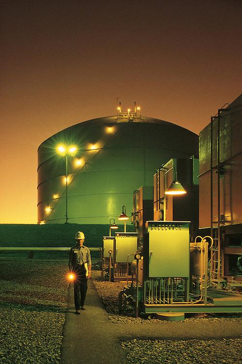 PNG Liquid Natural Gas Facility