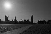 London Westminster parliament skyline