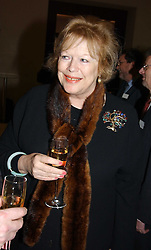 LADY ANTONIA FRASER at a the Orion Publishing Group Author Party and a private view of the 'Turner Whistler Monet' exhibition at Tate Britain, Atterbury Street, London SW1 on 23rd February 2005.<br />