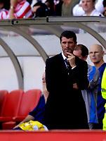 Photo: Jed Wee.<br />Sunderland v Sheffield Wednesday. Coca Cola Championship. 30/09/2006.<br /><br />Sunderland manager Roy Keane.