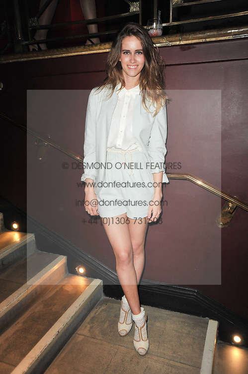 Sunday Girl JADE WILLIAMS at a party to launch Esquire magazine's June issue hosted by new editor Alex Bilmes at Sketch, Conduit Street, London on 5th May 2011.
